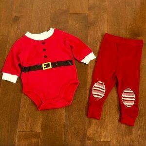 baby Christmas set